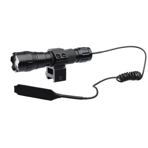 tactical light with pressure switch warrior tactical flashlight w pressure switch
