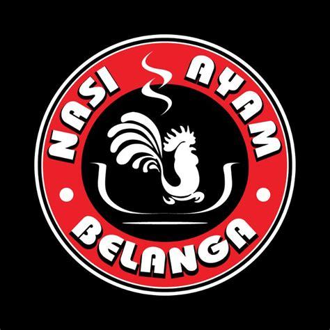 design logo kedai makan murni homestay melaka nasi ayam belanga