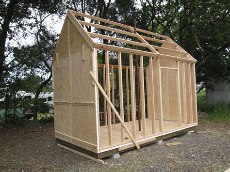 how to design a tiny house the sonoma shanty workshops kits plans tiny houses
