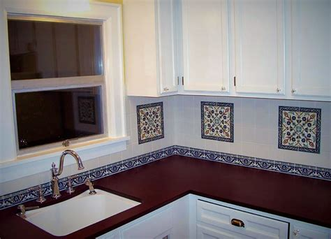 decorative ideas for kitchen decorative backsplash tiles tile design ideas