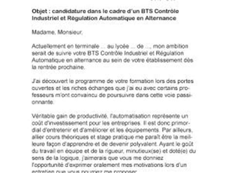 Lettre De Motivation Entreprise Bts Communication Alternance Lettre De Motivation Bts Communication Alternance Par Lettreutile