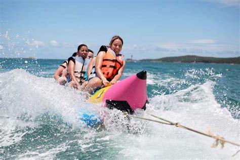 Bali Banana Boat Tanjung Benoa tanjung benoa tempat wisata bali pusat aktivitas wahana