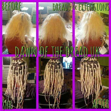 dreadlock extensions on pixie cut 7 best my dreadlock journey images on pinterest blonde