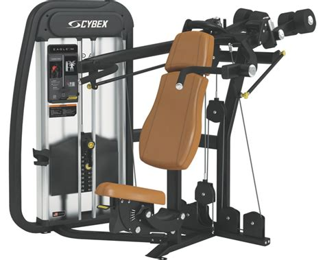 eagle nx overhead press cybex