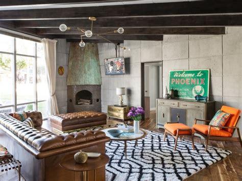 vintage wohnzimmer mit vintage deko und m 246 beln modern einrichten 50 ideen