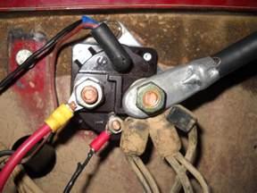 ford f250 starter solenoid wiring diagram wire diagram