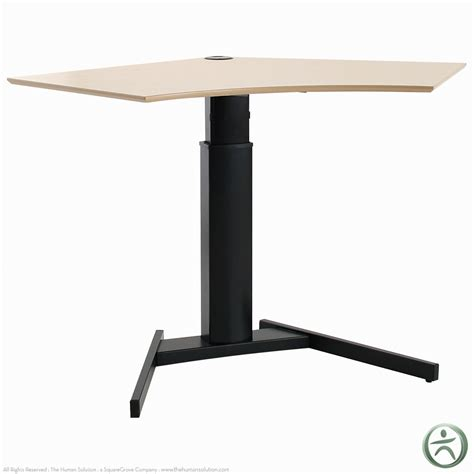 Shop Conset 501 19 8x095 Laminate Electric Sit Stand Desk Corner Stand Up Desk