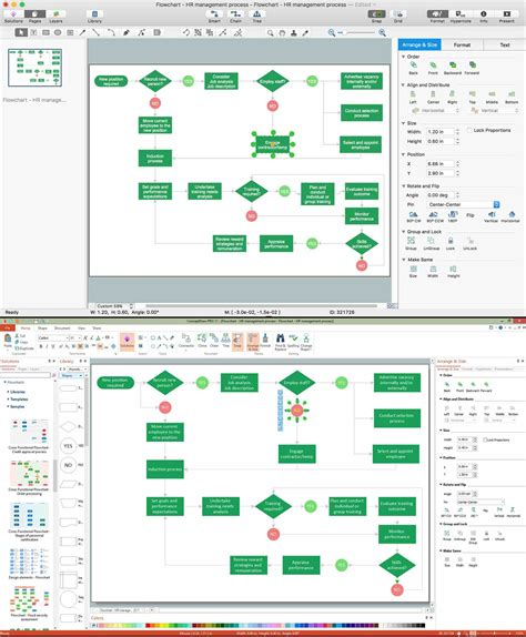 process flow chart template xls wiring library