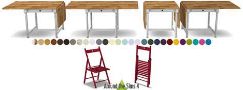 Ikea Dining Room Storage by Around The Sims 4 Custom Content Download Ikea