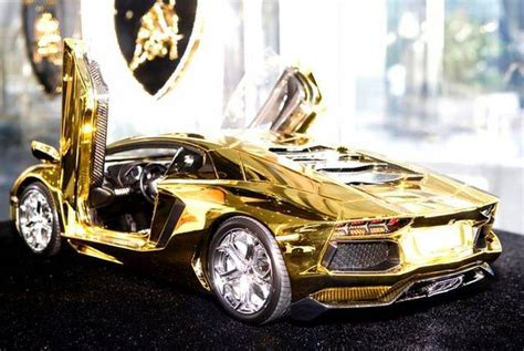 Gold Lamborghini For Sale 46 Crore Rupees Gold Lamborghini Aventador Awaits New
