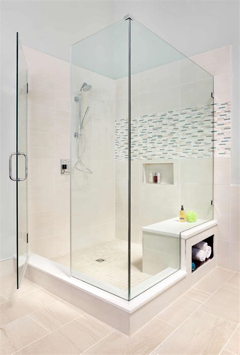 shower built in bench shower bench 4 benefits multi generational dwellings