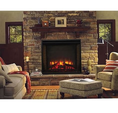 simplifire electric fireplace simplifire 36 quot built in electric fireplace s gas
