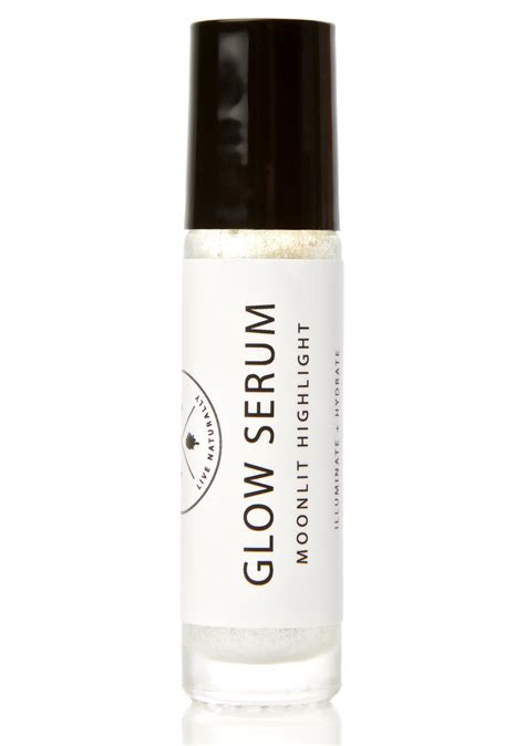 Serum Bb Glow birchrose co moonlit highlight glow serum dolls kill