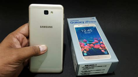 Harga Samsung J7 Unboxing samsung galaxy j7 prime unboxing on exclusive