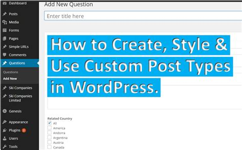 tutorial create website using wordpress toolset plugin tutorialsl types views cred access and