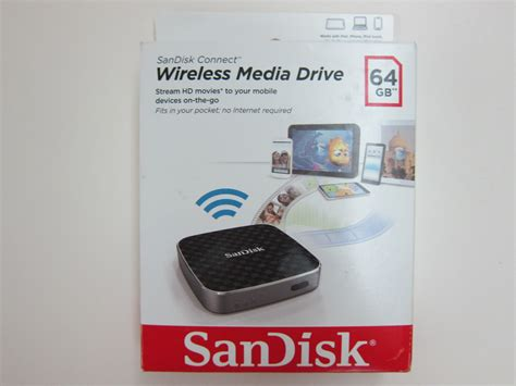 Sandisk Wireless Media Drive sandisk connect wireless media drive 171 lesterchan net