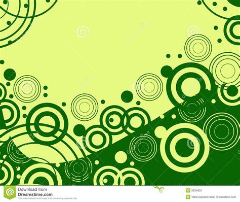 background design retro green design retro background stock vector illustration