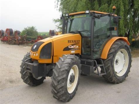 tracteur agricole renault celtis 456 rx