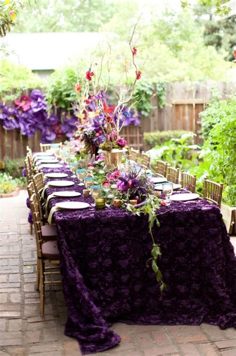 purple and green bridal shower decorations purple and gold bridal shower ideas