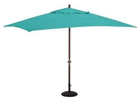 rectangular umbrella canopy replacement sunbrella r