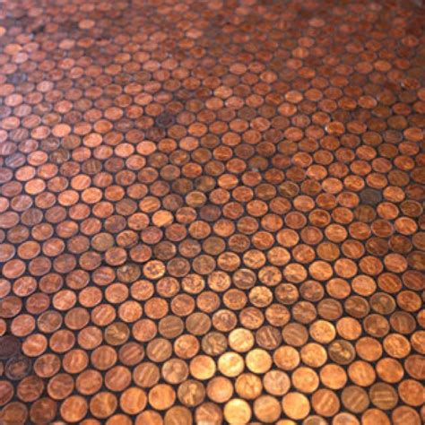 penny floor tile how cool for the home pinterest