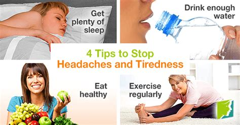 get it done 4 simple strategies to stop procrastinating and get the right things done books 4 tips to stop headaches and tiredness
