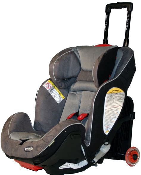toddler car seat airport stroller go go babyz travelmate car seat travel stroller for