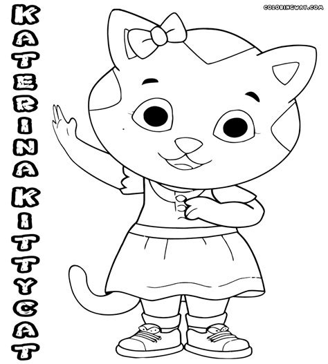 daniel tiger coloring daniel tiger coloring page 9 coloring pages for