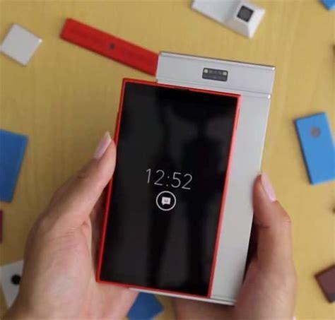 make your own phone project ara diy modular