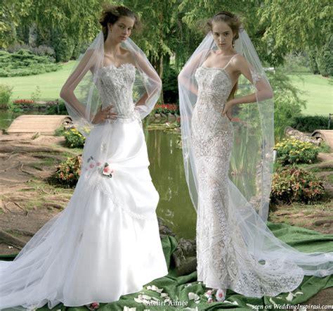 Garden Dress Wedding Atelier Aim 233 E Bridal Dress Collections Wedding Inspirasi