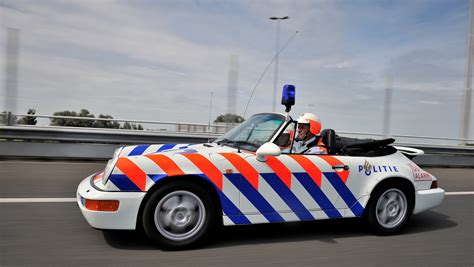 police porsche historic porsche police fleet meets in the netherlands