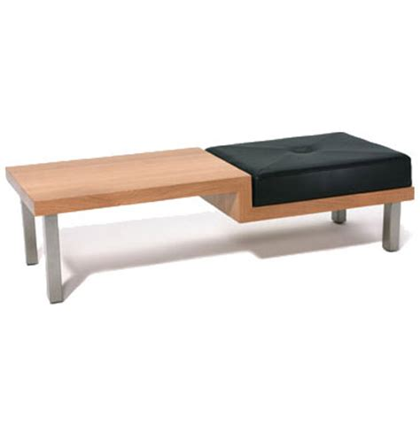 plateau coffee table bench hivemodern