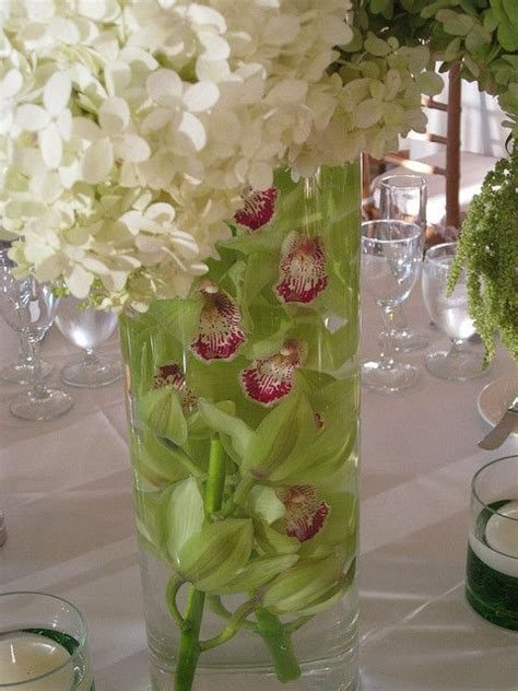 orchids wedding centerpieces 59 best centerpieces cymbidium orchid images on floral arrangements centerpieces