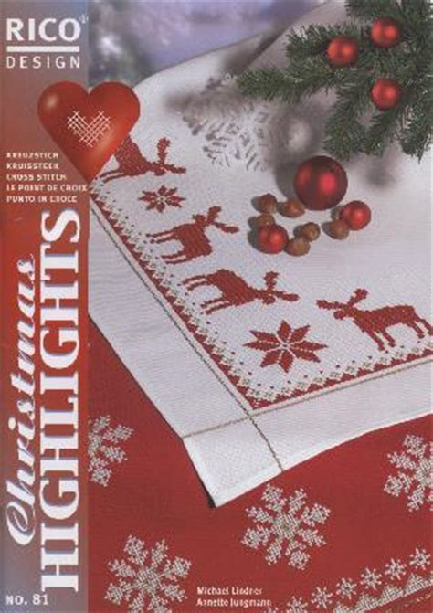 rico design christmas highlights  rico design books  magazines books  magazines