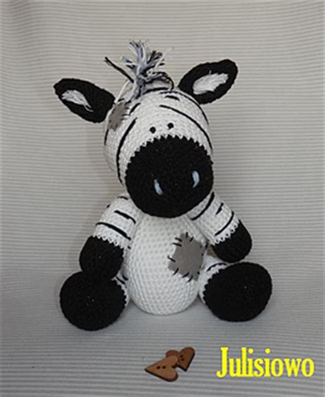 julio toys crochet patterns amigurumi ravelry crochet zebra pattern by monika miszczuk