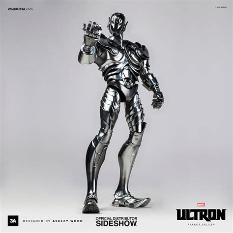 figure ultron marvel ultron classic edition sixth scale figure by