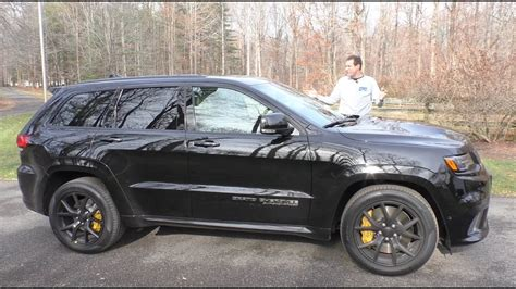 trackhawk jeep black the 100 000 jeep trackhawk is the most powerful suv ever
