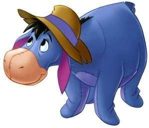 imagenes de winnie pooh que brillen y se muevan igor generalmente se le representa como un viejo burro de