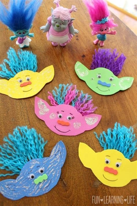 easy kid craft ideas and easy crafts for preschool crafts