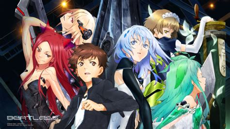 is beatless anime good what is beatless anime 2018 bonutzuu