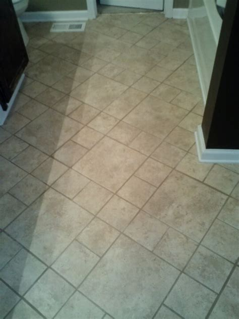 vinyl tile with grout for the home pinterest