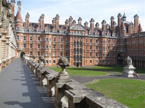 Royal Holloway Mba Entry Requirements by Royal Holloway College Triflex Lrwa