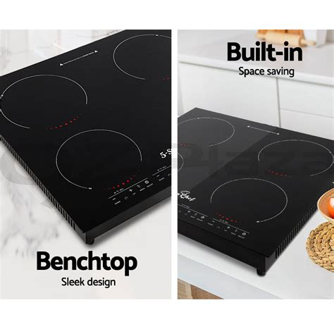 5 Burner Induction Cooktop 5 Star Chef Electric Induction Cooktop Kitchen Cooker