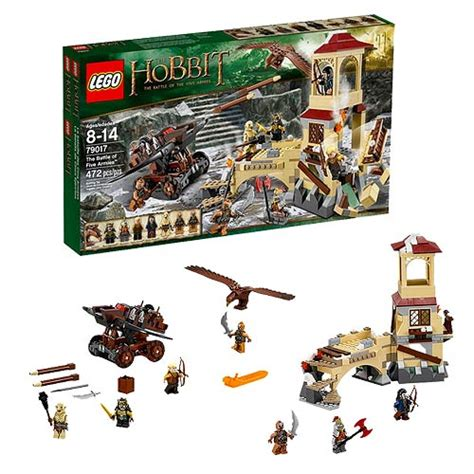 lego the hobbit 79017 the battle of five armies lego hobbit lord of the rings