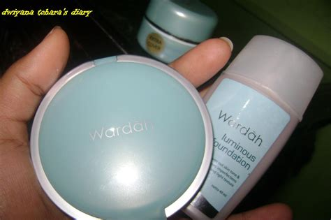 Bedak Wardah Berapa wardah luminous make up base make up