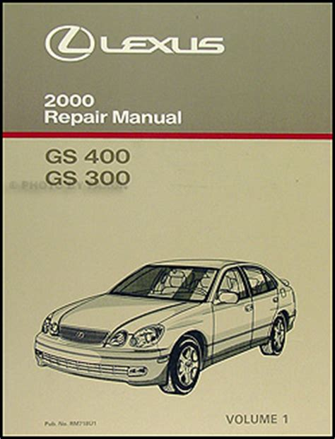 service manual free full download of 1991 lexus es repair manual lexus lx470 2006 repair 2000 lexus gs 300 400 original repair shop manual volume 1 only