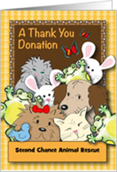 Places That Donate Gift Cards - donation cards from greeting card universe