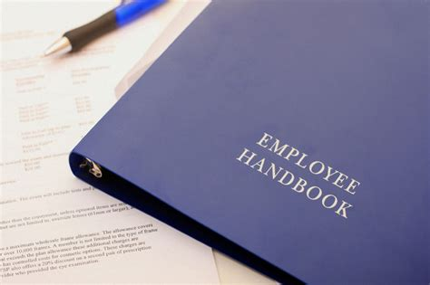 employee handbook sections your handbook should clearly state that it is not a