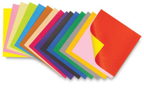 Origami Sided Paper - aitoh sided origami papers blick materials