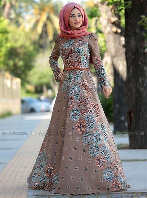 kasimpati dress mink zehrace muslimah fashion